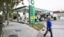 Madrid Gasolinera de un polígono del municipio en donde la víctima pidió ayuda