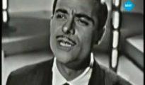 El barcelonés José Guardiola sólo consiguió dos puntos y quedó duodécimo en la edición de 1963 del festival de Eurovisión celebrado en Londres / YOU TUBE