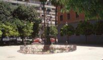 Plaza Vicente Iborra de Valencia./LP