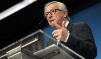 Jean-Claude Juncker, presidente de la Comisión Europa