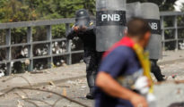 Las calles de Venezuela se llenan de manifestantes en contra de Maduro