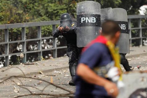 Las calles de Venezuela, latinoamerica y España se llenan de manifestantes en contra de Maduro