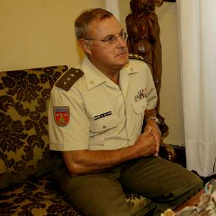El coronel Lorenzo Fernández Navarro