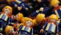 Clicks de Playmobil - REUTERS