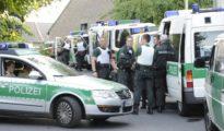 Detenidos tres refugiados que planeaban un atentado en Alemania