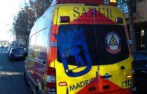 Los servicios de emergencias encontraron al joven con tres heridas por arma blanca