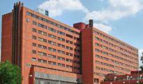 La sospechosa fue interceptada en los pasillos del hospital de Guadalajara