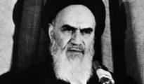 El líder de la revolución islámica iraní, ayatolá Ruholá Jomeini, en una imagen de 1979.