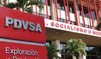 Sede de PDVSA en Caracas