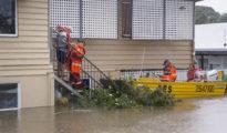 Inundaciones en Townsville, Australia