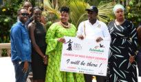 El ministro de turismo de Uganda, Godfrey Kiwanda, presentó el concurso Miss Curvy el 5 de febrero de 2019 como parte de sus productos turísticos.