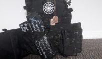 Escritos en las armas del australiano Brenton Tarrant