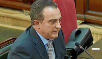 Manel Castellví, antiguo comisario jefe de Información de los Mossos, testificó el pasado viernes
