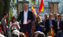 Marcos de Quinto en un acto de Ciudadanos en Toledo el pasado 16 de marzo.