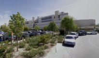 Fachada del hospital de Fuenlabrada - Google Maps