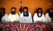 Dirigentes del JNIM, la facción más fuerte de Al Qaeda