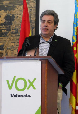 José María Llanos