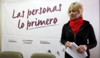 La asesina Pilar Baeza.