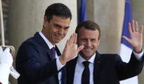 Sánchez y Macron
