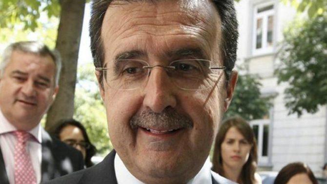 """El empresario y presunto cabecilla de """"Enredadera"""", José Luis Ulibarri"""