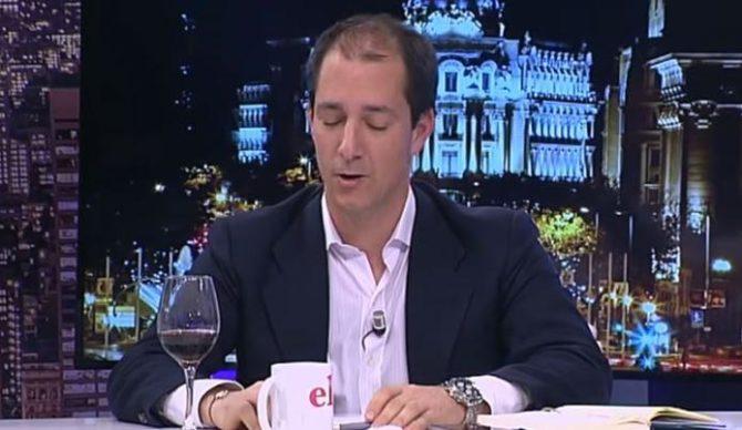 Víctor González Coello de Portugal en 'Intereconomía'