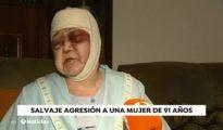 Valentina Sánchez ha contado cómo fue la agresión ante las cámaras de Antena 3 (Antena 3)