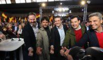Mitin del candidato del PP a la Presidencia, Pablo Casado, en Córdoba