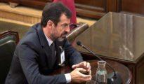 Ferrán López declara como testigo en el juicio del «procés»