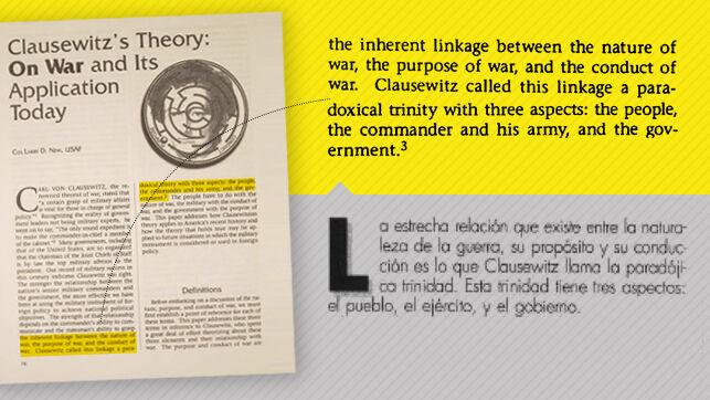 Fragmentos copiados del artículo publicado por Manuel Mestre en la revista del Ejército del Aire