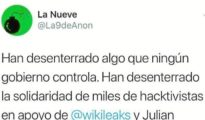 Durante la campaña, la franquicia española de este grupo, la llamada «Novena Legión», lanzó una amenaza con destapar determinados secretos que afectaban a gobiernos e instituciones. Pero no hubo nada