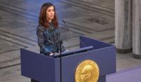 """Nadia Murad, activista por los derechos humanos y Premio Nobel de la Paz, una de las miles de mujeres yazidíes tomadas como prisioneras por el ISIS –y esclavizada hasta que logró escapar–, escribió hace poco: """"Mi mayor temor es que el mundo siga sin actuar, y que mi comunidad, la comunidad yazidí, deje de existir""""."""