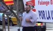 Norberto Pico es la demostración evidente de la ineptitud y la holgazanería al frente de la Falange