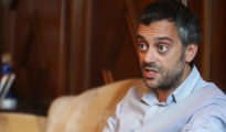 El alcalde de La Coruña, Xulio Ferreiro (BNG),
