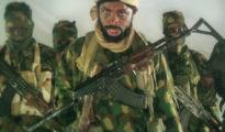 Los cristianos están siendo masacrados en Nigeria a manos de los yihadistas fulani y Boko Haram, y a nadie parece importarle. En la imagen: el líder de Boko Haram, Abubakar Shekaku, de un vídeo propagandístico de Boko Haram de noviembre de 2018.