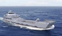 Nave de desembarco de tanques adquirida a Francia por la Real Marina marroquí