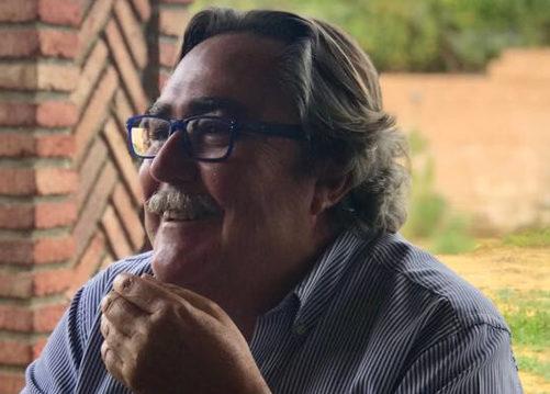 Xavi Altamirano, uno de los impulsores de la plataforma.